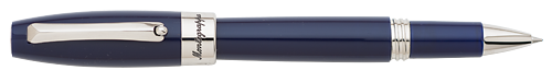 Navy Blue & Palladium finish - Rollerball   (Reg:  $250) shown