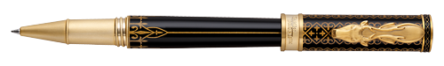 Montegrappa - Game of Thrones - Baratheon  Rollerball