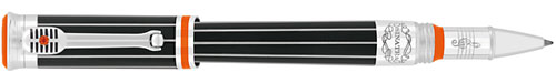 Montegrappa Limited Editions - Frank Sinatra - Year: 2011 - Sterling Silver/Resin  - Edition: 1915 Rollerballs - Rollerball