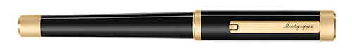 Black & Gold   finish - Rollerball shown
