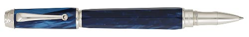 Mediterranean Blue finish - Rollerball   shown