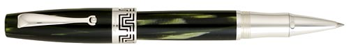 Bamboo Black finish - Rollerball shown
