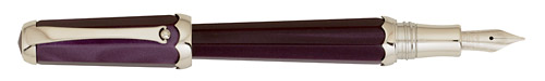 Viola finish - Fountain Pen shown