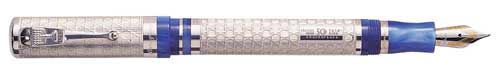 Montegrappa Limited Editions - Israel 50 - Year: 1998 - Edition: 500 Pens - Fountain Pen