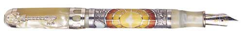Montegrappa Limited Editions - Tertio Millennio - Year: 1998 - Edition: 1,912 Pens - Fountain Pen