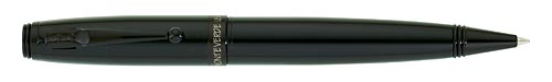 Black Stealth finish - Ball Pen shown