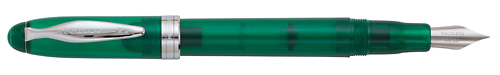 Emerald finish - Fountain Pen shown