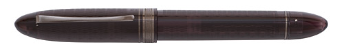 Omas Limited Editions - Vintage 360 Smoky - Black/Ruthenium  (Sold Out) - Edition: 360 Rollerballs - Rollerball