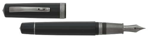 Omas Limited Editions - Ludovico Einaudi - Year: 2015 - Matte Black - Edition: 255 - Fountain Pen