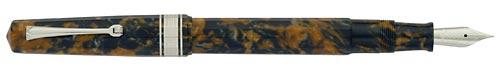 Omas Limited Editions - Vintage Paragon - Year: 2011 - Blue Saffron High Tech - Edition: 40 Fountain Pens - Fountain Pen