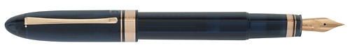 Omas Limited Editions - 360 Transparent Blue - Year: 2011 - Transparent Blue  - Edition: 360 Fountain Pens - Fountain Pen