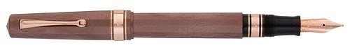 Omas Limited Editions - Arte Titanium Bronze - Year: 2012 - Titanium & Bronze  - Edition: 100 Fountain Pens - Fountain Pen