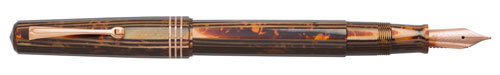 Omas Limited Editions - Arco Vintage - Year: 2013 - Rose Gold Trim   - Edition: 75 Fountain Pens - Fountain Pen