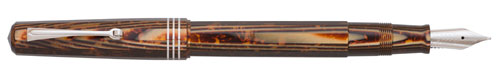 Omas Limited Editions - Arco Vintage - Year: 2013 - Rhodium Trim  - Edition: 50 Fountain Pens - Fountain Pen