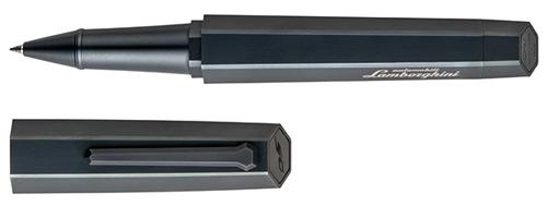 Omas Limited Editions - Lamborghini - Year: 2013 - Titanium Black  - Edition: 500 Rollerballs - Rollerball