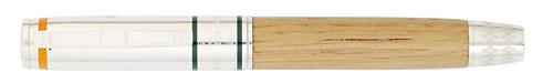 Omas Limited Editions - Solaia Wine Wood - Year: 2010 - Oak Wood of Marchesi Antinori Wine Barrel - Edition: 778 Rollerballs - Rollerball