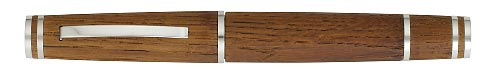 Omas Limited Editions - Chateau Lafite Rothschild - Year: 2007 - Cask Oak Wood  - Edition: 797 Pens  - Oversized Rollerball