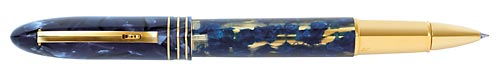 Omas Limited Editions - 360 Lucens - Year: 2006 - Celluloid with Gold Trim - Edition: 180 pens - Rollerball