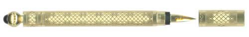 Omas Limited Editions - Ingegno Scrittorio - Year: 2002 - 18 Kt. Gold  - Edition: 100 pens worldwide - Fountain Pen