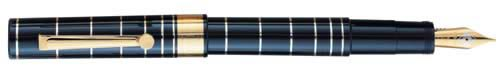 Omas Limited Editions - Marconi-1994 - Year: 1994 - Blue - Edition: 4,000 Pens - Fountain Pen