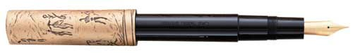 Omas Limited Editions - Tassili - Year: 1996 - Edition: 1,500 Pens - Fountain Pen