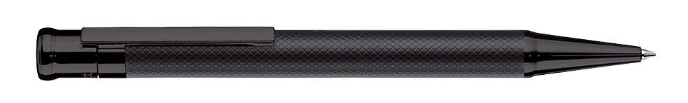 Black Matte Guilloche   finish - Ball Pen shown