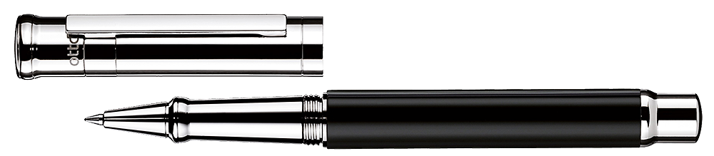 Black Shiny Lacquer   finish - Rollerball shown