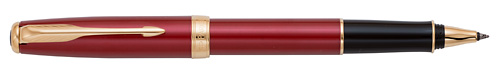 Red Lacquer finish - Rollerball shown