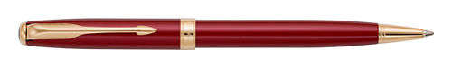 Red Lacquer  finish - Ball Pen shown