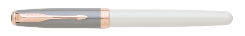 Subtle Pearl & Gray finish - Rollerball shown