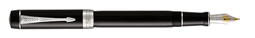 Black CT finish - Centennial Fountain Pen shown