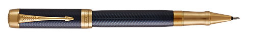Blue Chevron  finish - Rollerball shown