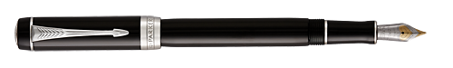 Black CT  finish - International Fountain Pen shown