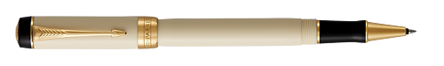 Ivory  finish - Rollerball shown