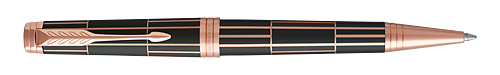 Brown PGT  finish - Ball Pen shown
