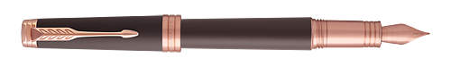 Soft Brown PGT finish - Fountain Pen shown