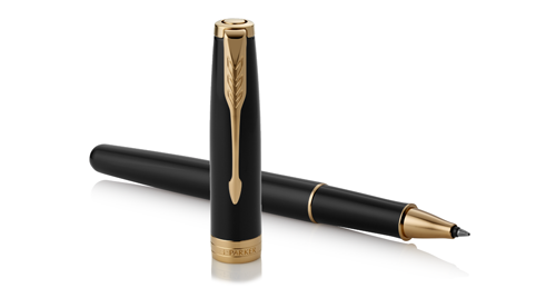 Black Lacquer GT finish - Rollerball shown