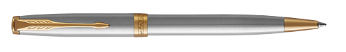 Stainless Steel GT finish - Ball Pen shown