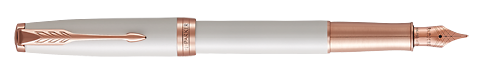 Pearl Lacquer PGT finish - Fountain Pen shown