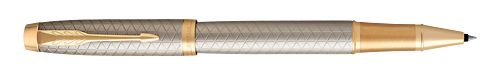 Warm Silver GT finish - Rollerball shown