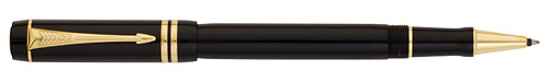 Black w/Gold Trim finish - Rollerball shown
