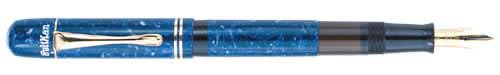 Pelikan Limited Editions - 1935 Lapis Blue - Year: 2001 - Lapis Celluloid - Edition: 1935 Pens - Fountain Pen