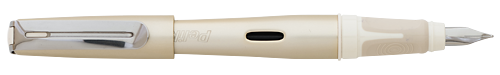 Champagne finish - Fountain Pen  shown