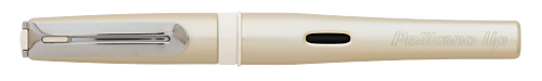 Champagne finish - LEFT Handed Fountain Pen shown