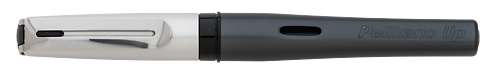 Anthracite finish - LEFT Handed Fountain Pen shown