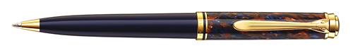 Blue/Stone    finish - Ball Pen shown