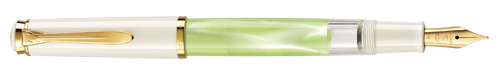 Pastel Green (February Release) finish - Fountain Pen shown