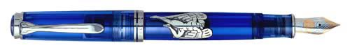 Pelikan Limited Editions - Daedalus-Icarus - Year: 2001 - Edition: 800 Pens - Fountain Pen