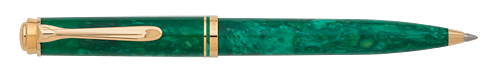 Pelikan Limited Editions - M600 Vibrant Green - Year: 2014 - Vivid Green   - Edition: Special Edition - Ball Pen