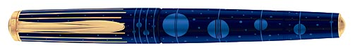 Pelikan Limited Editions - Caelum - Year: 2005 - M1000 Size - Edition: 580 Pens - Fountain Pen